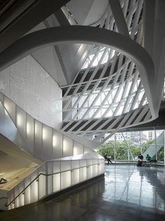 41 Cooper Square - Photograph | Morphopedia | Morphosis Architects