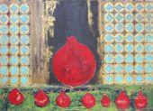 Painting by Shohreh Izadi