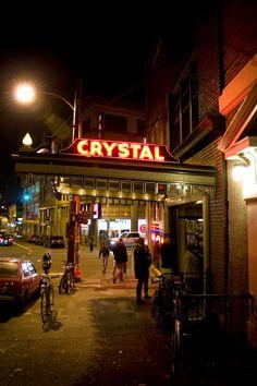 The Crystal Ballroom, Portland OR