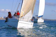 Sunshine Coast Sailing  #airnzsunshine