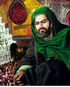 Muharram Pictures, Ali Islam, Prophets In Islam, Bollywood Makeup, Qasem Soleimani, Mola Ali, Abstract Iphone Wallpaper, Islamic Paintings, Vector Portrait