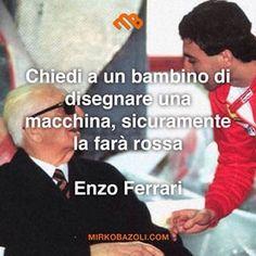 Il Brand per eccellenza  #citazioni #enzoferrari #motivazione #pensiero #parolesante #saggio #italianblogger #scuderiaferrari