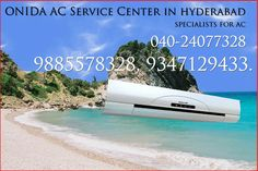 Onida AC Service Center in Hyderabad 9493725242 is one of the top  top multi brand service center in Hyderabad.We specialized in all home appliances.We have adopted the most modern planning and implementation to improve our service for the customers. Our dedicated and well trained technicians are best in communication