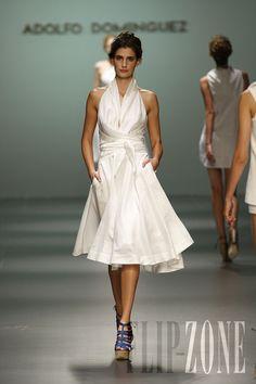 Adolfo Dominguez - Ready-to-Wear - Spring-summer 2010