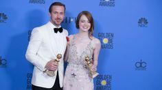 LaLa Land triomphe aux Golden Globes