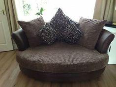 Details About Dfs Embrace Cuddle Sofa
