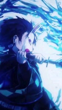 | Save & Follow | Tanjiro Kamado • Live Wallpaper • Demon Slayer • Kimetsu no Yaiba