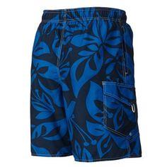 Newport Blue Chandler Perio Swim Trunks - Men