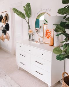 Home Bedroom Chest of drawers Shelf Furniture Kitchen Sideboard Chiffonier Room Ideas Bedroom, Home Bedroom, Diy Bedroom Decor, Home Decor, Bedroom Chest, Tan Bedroom, Bedroom Dressers, Bedroom Inspo, Cute Room Decor