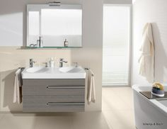 27 best Villeroy & Boch badkamer images on Pinterest | Bathroom ...