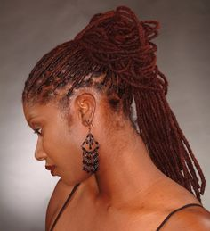 Myth or fact: it is possible to comb out dread locs. With a set like this, why would anyone want to?