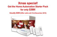 Home Automation Starter Pack - Pack Home Automation, Smart Technologies, Smart Home, Home And Living, Trust, New Homes, Packing, Modern, Ideas
