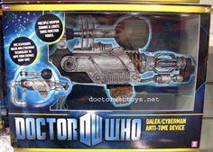 Dalek/Cyberman Anti Time Device