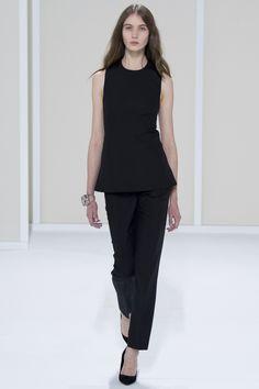 Hermès Spring 2016 Ready-to-Wear Fashion Show - Nastya Leshchinskaia