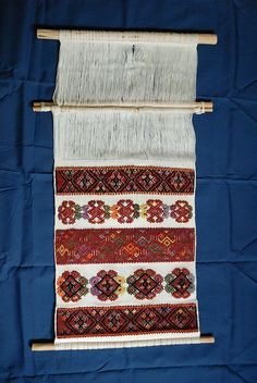 Maya Backstrap Loom by Teyacapan, via Flickr