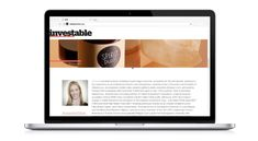 _able Creative Web Design, Visual Identity, Mobile App, Healthy Living, Finance, Investing, Apps, Graphics, App