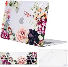 MacBook Protective Case Simple Creative Fashion Painting Plastic Hard Shell Compatible Mac Air 11 Pro 13 15 MacBook Pro 2015 Case Protection for MacBook 2016-2019 Version