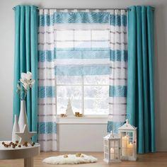 Fertigvorhang Velours, ca. 140x245cm online kaufen ➤ mömax Curtains, Home Decor, Ad Home, Blinds, Interior Design, Draping, Home Interior Design, Window Scarf, Home Decoration