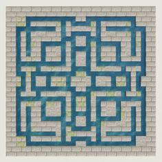 Minecraft Floor Designs, Minecraft House Plans, Minecraft Cottage, Minecraft Interior Design, Minecraft House Tutorials, Minecraft Castle, Minecraft Houses Blueprints, Minecraft Tutorial, Minecraft Decorations
