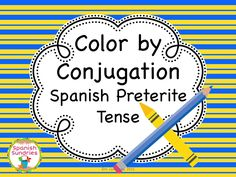Resources for a fun and focused Spanish Language Classroom.