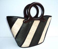 Native Bag Diagonaal - Zwart