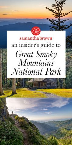 With nearly 11 million annual visitors, the Great Smoky Mountains is the most popular National Park in the USA. Here's how to make the most of your visit. Smoky Mountains Hiking, Smoky Mountains Tennessee, Smoky Mountain Vacations, North Carolina Mountains, Smoky Mountain National Park, Smokey Mountain, Smoky Mtns, Great Smoky National Park, Shenandoah National Park