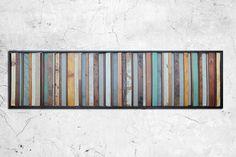Reclaimed Wood Wall Art  Savannah  Wood by ScrapWoodDesign on Etsy