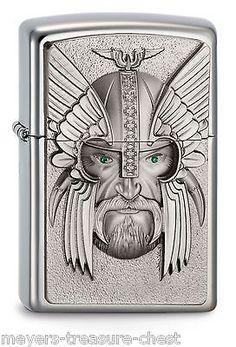 Green Eyed Viking