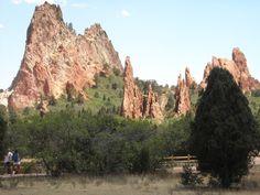 Garden of the Gods, Colorado Springs 2011
