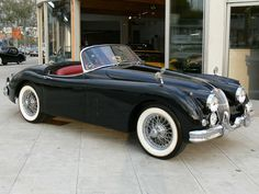 1956 Jaguar XK140 Maintenance/restoration of old/vintage vehicles: the material for new cogs/casters/gears/pads could be cast polyamide which I (Cast polyamide) can produce. My contact: tatjana.alic@windowslive.com