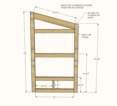 Outhouse Plan for Cabin Building An Outhouse, Building A Shed, Diy Shed Plans, Storage Shed Plans, 6x8 Shed, 1001 Palettes, Outhouse Bathroom, Outhouse Decor, Outdoor Toilet