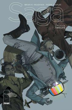 """Comics Crux- Review: Saga #12 From Image Comics - """"...is as brilliant as its predecessors."""" #Saga #ImageComics"""