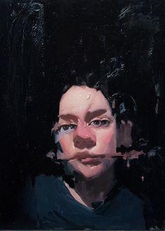 Emilio Villalba's Vivid, Dissonant Portraits | Hi-Fructose Magazine