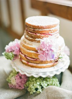 Rustic elegant farm wedding