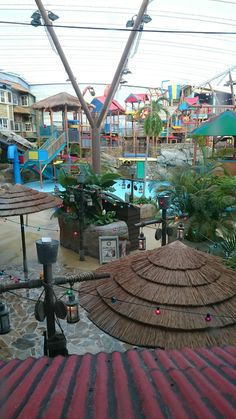 Alton Tower Hotel and Splash Landings - 4under4madness