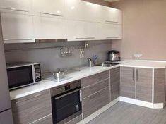 Modern Home Decor Kitchen Kitchen Room Design, Home Decor Kitchen, Interior Design Kitchen, Home Kitchens, Modern Kitchen Cabinets, Contemporary Kitchen Design, Cuisines Design, Kitchen Remodel, House