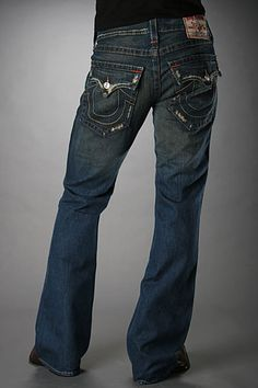 Men's Slim Fit Boot Cut Jean by Rock and Roll Cowboy | Western ...