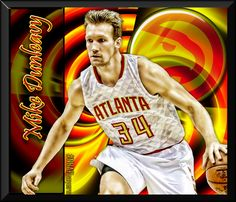 NBA Player Edit - Mike Dunleavy