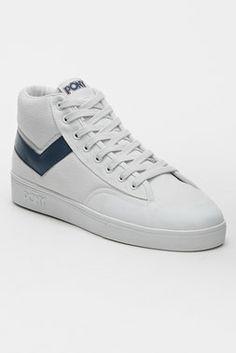 purchase cheap 2d0de 8e507 Pony Sneakers - Tretorn Nylite, M100 Nylon