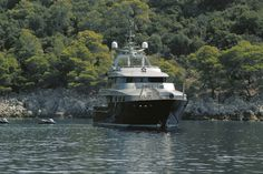 The best way to enjoy Mljet National Park is by boat