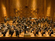 London Symphony Orchestra is amazing and a huge inspiration