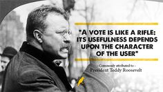 9 quotes that will inspire you to go vote today - Yellowhammer News Vote Quotes, Today Quotes, Unity Quotes, Vision Quotes, Voting Today, Political Quotes, I Voted, Inspirational Thoughts, True Stories