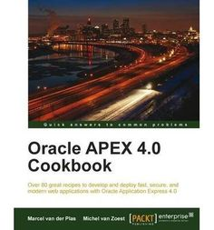 Introducing Oracle APEX 40 Cookbook Paperback  Common. Buy Your Books Here and follow us for more updates!