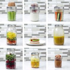 Mason Jar Hacks 9 Ways
