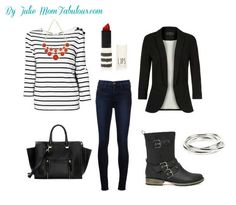 Cute Outfit Ideas featuring moto boots - outfit #1