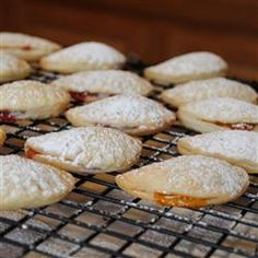 Granny's Filled Cookies- Brent's Favorite Cookie with Apricot filling... our annual Christmas tradition
