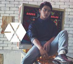 EXO // D.O. // romantic universe