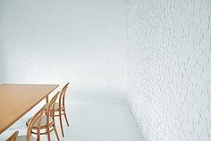 Metal Petal Wallpaper - Ryuji Nakamura 'Blossom Paper' is Made of Curly Steel (GALLERY)
