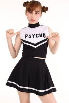 Image of 3 weeks waiting - Team Psycho Cheerleading Set