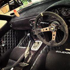 @1joshuagardner #sparco TopMiata.com | #TopMiata #mazda #miata #mx5 #eunos #roadster